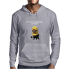 Minion I'm Not A Morning Minion Despicable Me Mens Funny Mens Hoodie
