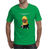 Minion I'm Not A Morning Minion Dispicable Me Womens Funny Mens T-Shirt