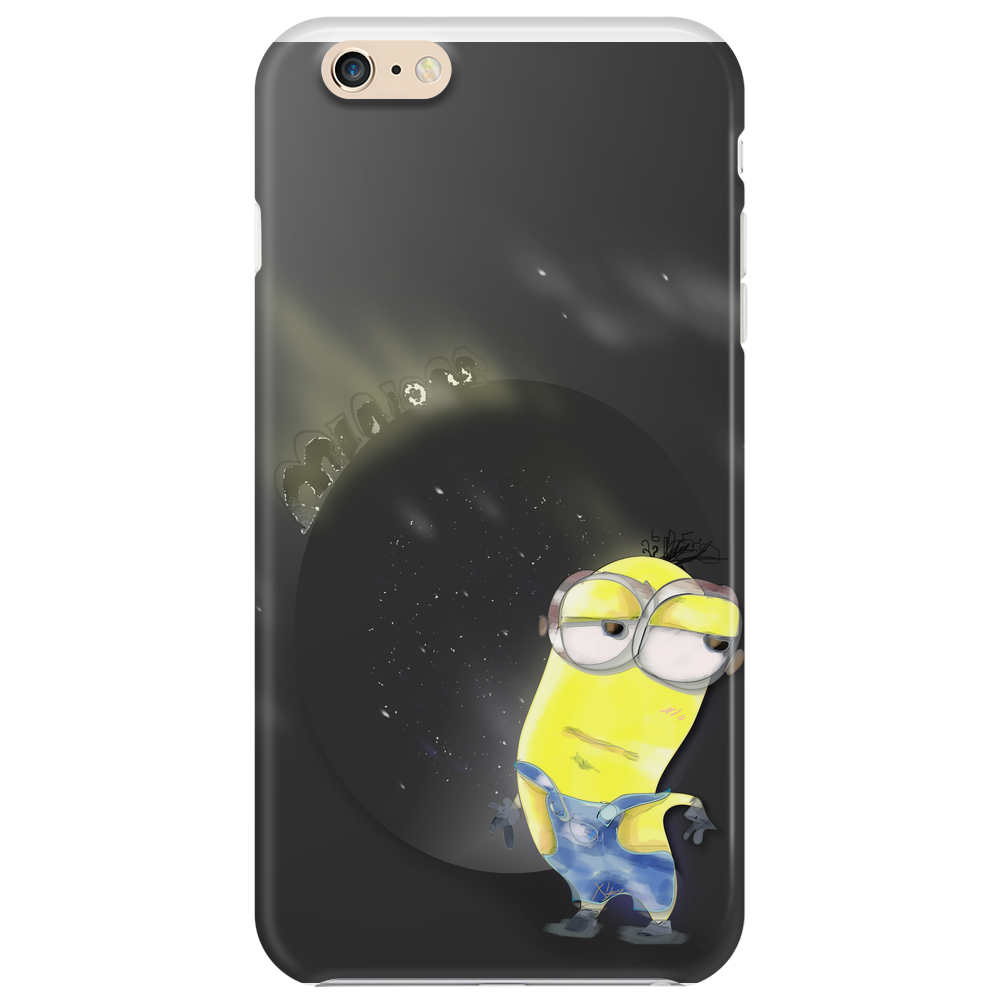 Minion Planet Moon Phone Case