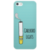 Minion Smoker Pun Phone Case