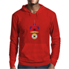 Minion Spiderman Funny Mens Hoodie