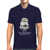 MINION STORMTROOPER MAY THE BANANA BE WITH YOU STAR WARS MENS FUNNY T-SHIRT. Mens Polo
