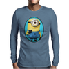 Minion ts Mens Long Sleeve T-Shirt