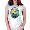 Minion ts Womens Fitted T-Shirt