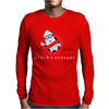 Minionbusters - Mens Funny Mens Long Sleeve T-Shirt
