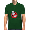 Minionbusters - Mens Funny Mens Polo