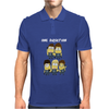Minions Despicable Me 2015 New Cute 1D Zayn Men Women Unisex Mens Polo