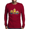 Minions Despicable Me 2015 New I'm Stupid Women Unisex Mens Long Sleeve T-Shirt