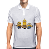 Minions Despicable Me 2015 New I'm Stupid Women Unisex Mens Polo