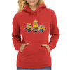 Minions Despicable Me 2015 New I'm Stupid Women Unisex Womens Hoodie