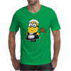 Minions Despicable Me 2015 New maid Funny Women Unisex Mens T-Shirt
