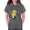 Minions Despicable Me 2015 New maid Funny Women Unisex Womens Polo