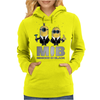 Minions in Black - MIB Womens Hoodie