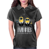 Minions in Black - MIB Womens Polo