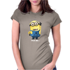 MINIONS Pick me Despicable Me 2 Gru Agnes Banana Gru's Minion Face Funny Womens Fitted T-Shirt