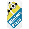 Minions Pizza Phone Case
