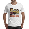 MINIONS T-shirt SUPERNATURAL Dave The Minion detective cartoon character funny Mens T-Shirt