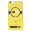 Minions watching you Phone Case