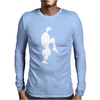 Ministry Of Silly Walks Mens Long Sleeve T-Shirt