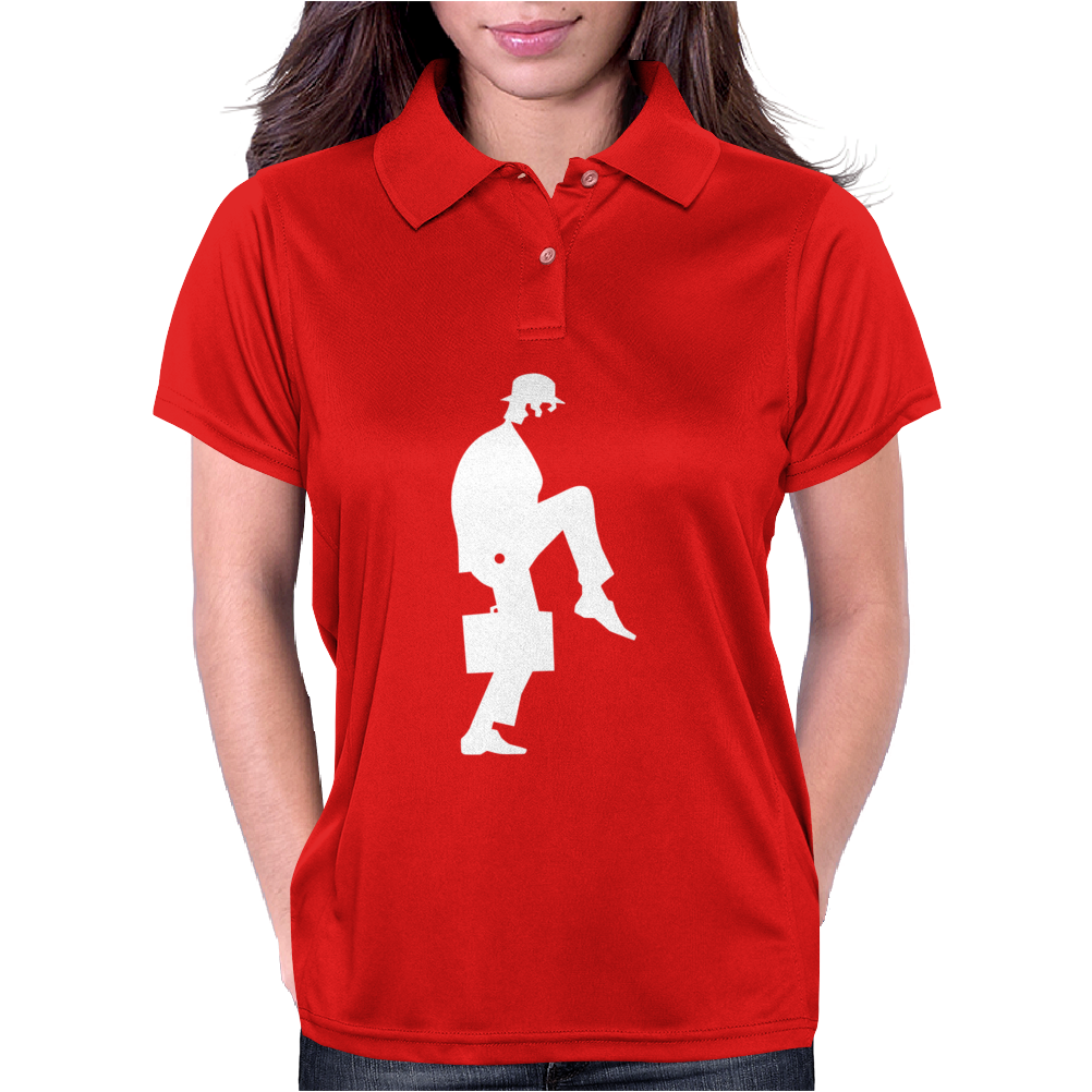 Ministry Of Silly Walks Womens Polo