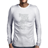 MISERY INDEX 1 Mens Long Sleeve T-Shirt