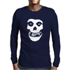 Misfits - Skull Mens Long Sleeve T-Shirt