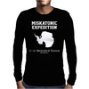 Miskatonic Expedition Mens Long Sleeve T-Shirt