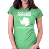 Miskatonic Expedition Womens Fitted T-Shirt