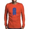 miss blue hair Mens Long Sleeve T-Shirt