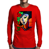 MISS ROSE Mens Long Sleeve T-Shirt