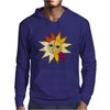 miss sunshine summer star face sunset sunrise blue eyes in love Mens Hoodie