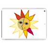 miss sunshine summer star face sunset sunrise blue eyes in love Tablet
