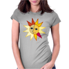 miss sunshine summer star face sunset sunrise blue eyes in love Womens Fitted T-Shirt