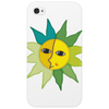 miss sunshine summer sunset sunrise blue eyes star face in love Phone Case