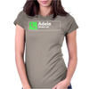 Missed Call Adele Womens Fitted T-Shirt