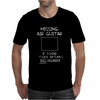 Missing Air Guitar Mens T-Shirt