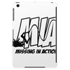 Missing In Action Tablet (vertical)
