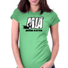 Missing In Action Womens Fitted T-Shirt
