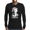 Mister Mr Miyagi Karate Kid Inspired Banzai Cobra Mens Long Sleeve T-Shirt
