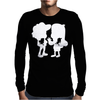 Mistery Twins Mens Long Sleeve T-Shirt