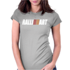 Mitsubishi Ralliart Womens Fitted T-Shirt