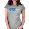 Mixed Digital Womens Fitted T-Shirt