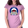 MK 1 ESCORT RS 1800 2000 MEXICO CLASSIC CAR Womens Fitted T-Shirt