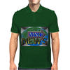MNO News Mens Polo