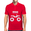 Moab Utah Jeep Mens Polo