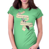 MOBO Fan Art Womens Fitted T-Shirt
