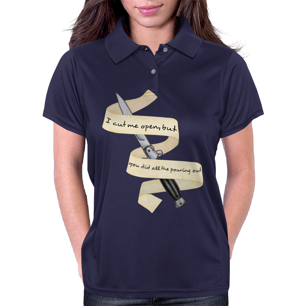 MOBO Fan Art Womens Polo