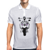 Mod Scooter Mens Polo