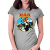 M.o.d. Surfin' m.o Womens Fitted T-Shirt