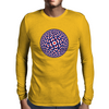 Mod Swarm Mens Long Sleeve T-Shirt
